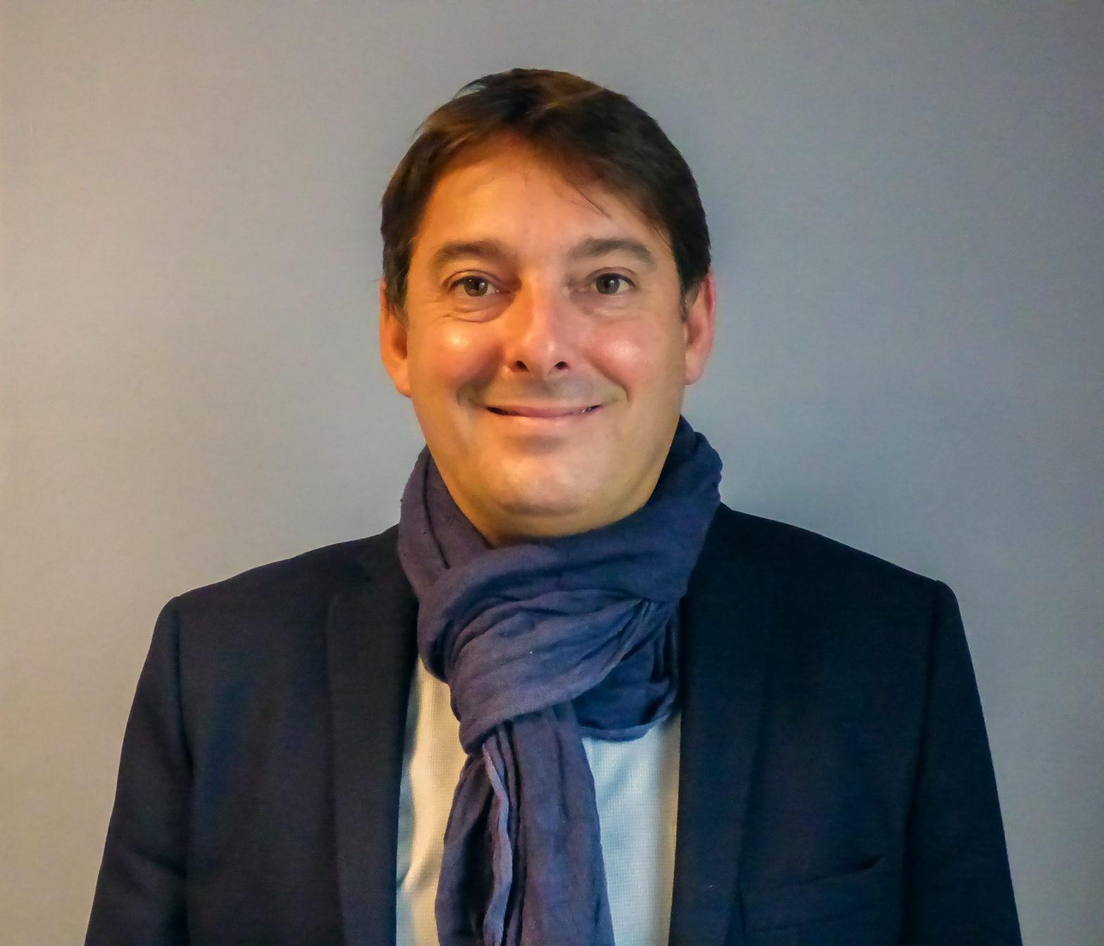 Monsieur Yves Vernon, nouveau président de l'association Papillons Blancs 76